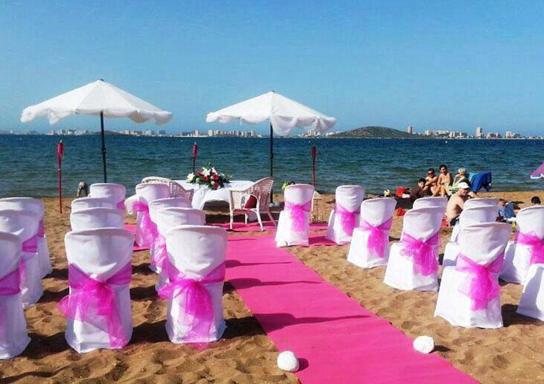 link bodas playa